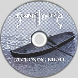 cd sonata arctica reckoning night